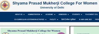 SPM College DU Recruitment for Females 2021 ,19 Non Teaching Vacancies.