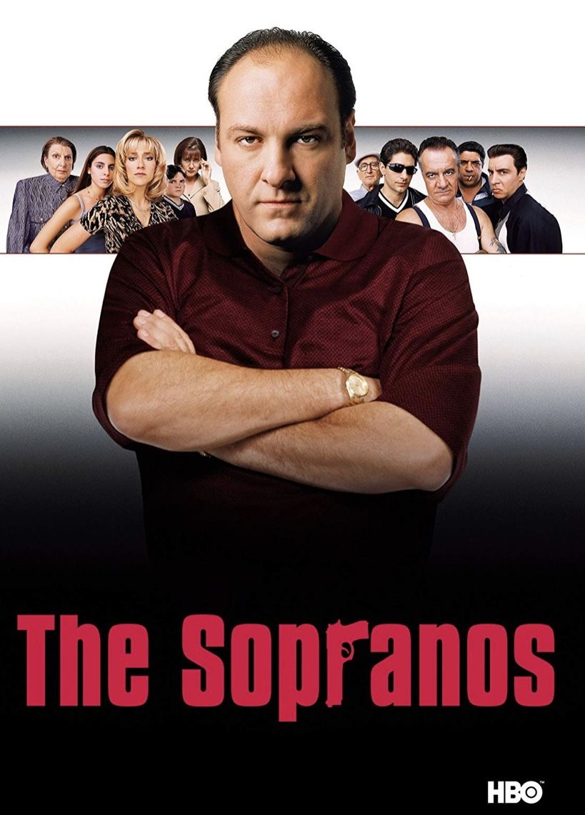 The Sopranos Serie Completa Dual Latino/Ingles 1080p