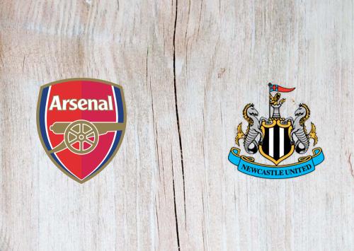 Arsenal vs Newcastle United -Highlights 16 February 2020