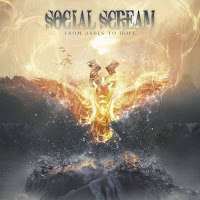 "Ο δίσκος των Social Scream ""From Ashes to Hope"""