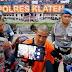 Polres Klaten Bekuk,Spesialist Pencuri gereja