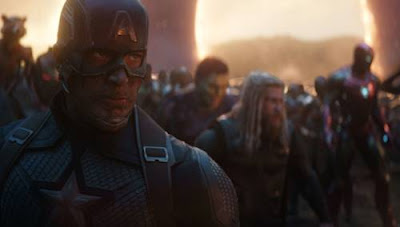 Urutan Film Marvel Avengers Endgame
