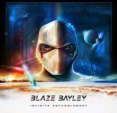 Blaze Bayley - Infinite Entanglement - cover album - 2016