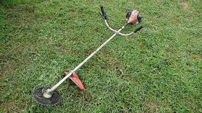 タナカPCG24EASPの草刈機(刈払機)