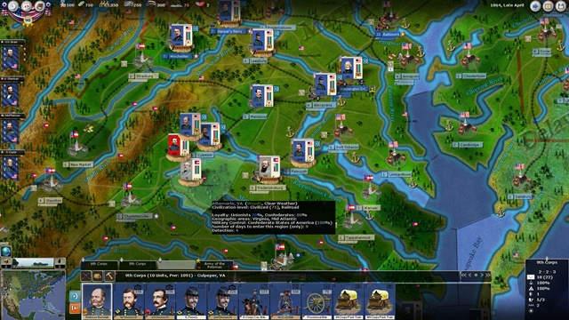Civil War II: The Bloody Road South PC Full