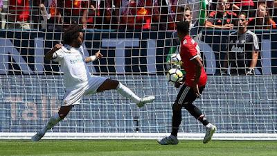 MU Bungkam Madrid Lewat Drama Adu Penalti