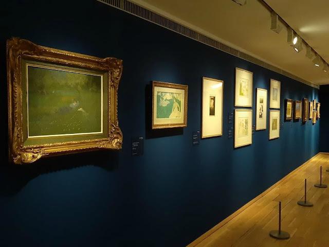 Ker-Xavier Roussel exposition musée des impressionnismes impressionniste Giverny peinture musée