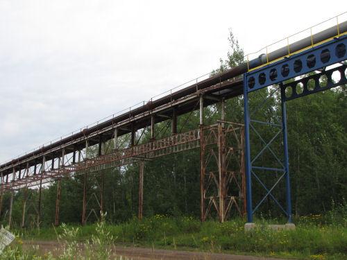 ore pipeline