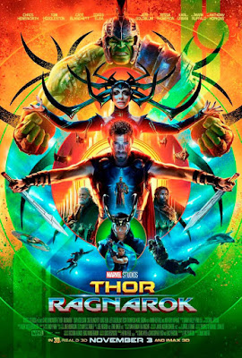 Thor: Ragnarok - Cartel pelicula