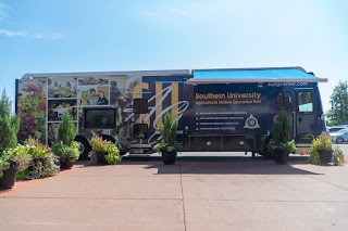 SU Ag Center's Mobile Education Center