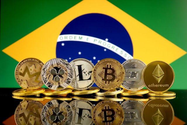 Brazil's Biggest Independent Financier Officially Joins The Crypto Currency Market