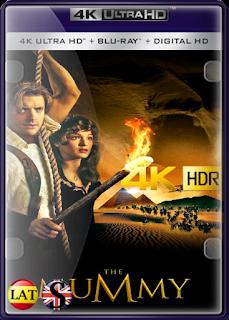 La Momia (1999) REMUX 4K UHD HDR LATINO/INGLES