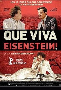 Que Viva Eisenstein! – Legendado (2015)