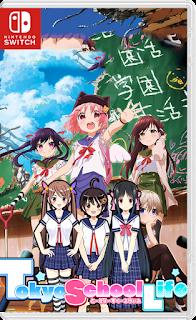Tokyo School Life Switch NSP XCI NSZ