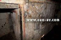 ДОТ №159 БРО VI. Разрушенные стены
