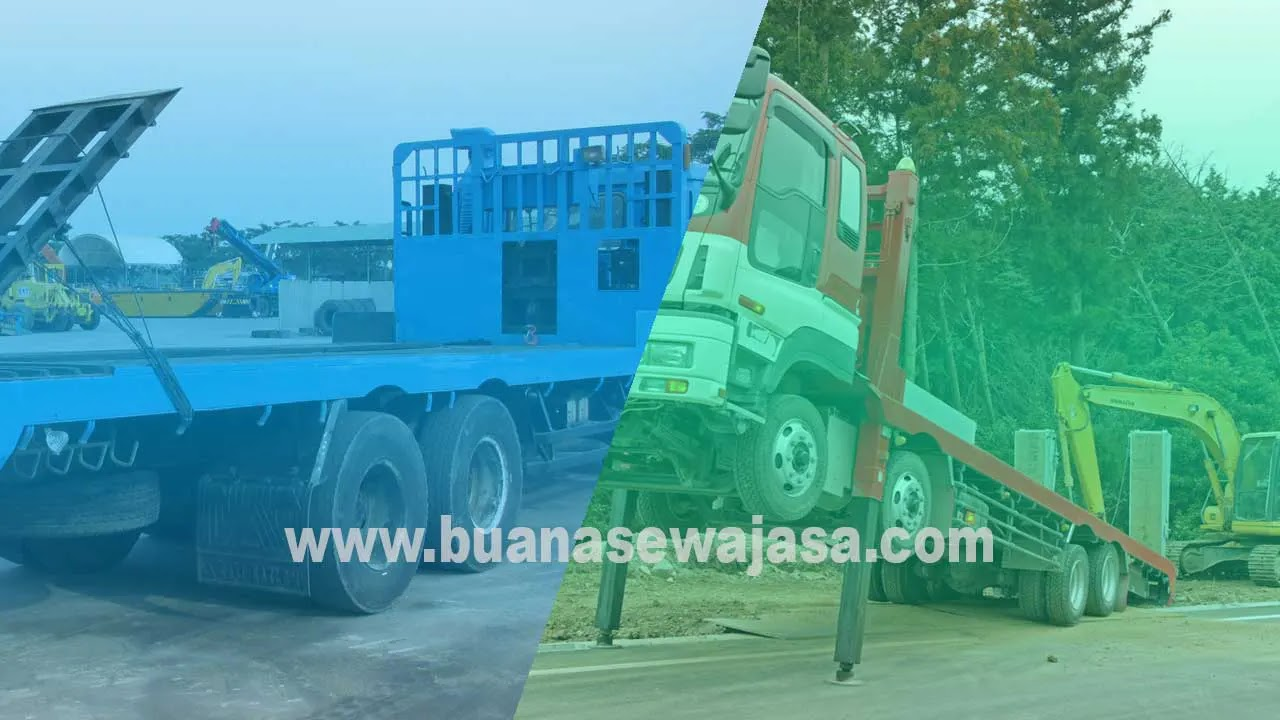 Harga Sewa Self Loader