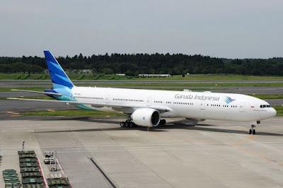 Pesawat Garuda Indonesia Yang Terbesar