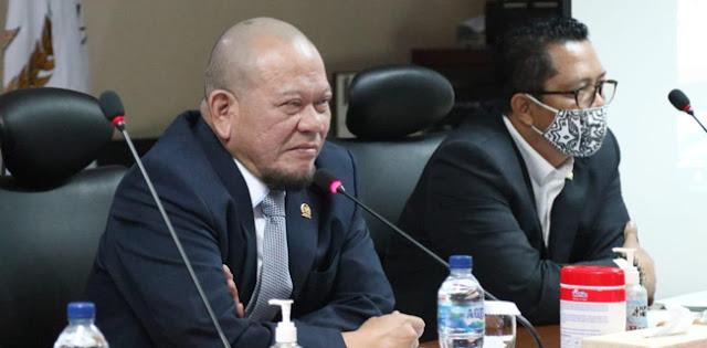 Drone Selam Ditemukan di Selayar, Ketua DPD RI: Waspada Spionase!