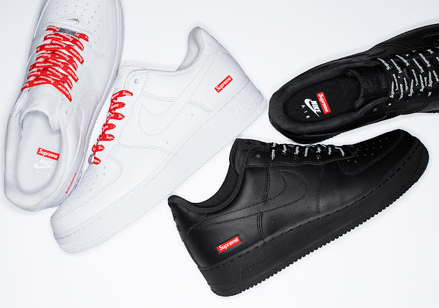 Air Force 1 collaboration Supreme