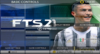 FTS 21 Download For Android May 2021 (Apk+Data+Obb) । First Touch Soccer 2021