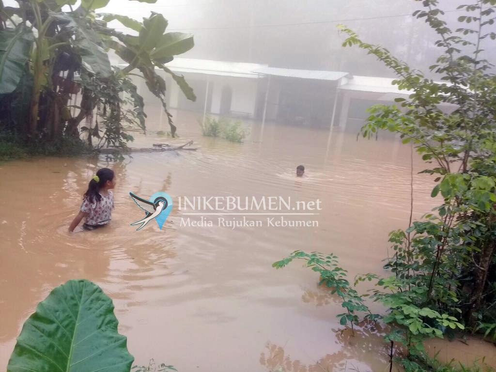 157 Desa di Kebumen Rawan Banjir dan 53 Desa Rawan Longsor