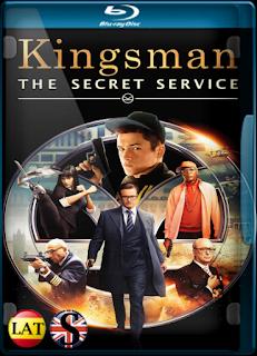 Kingsman: El Servicio Secreto (2014) REMUX 1080P LATINO/ESPAÑOL/INGLES