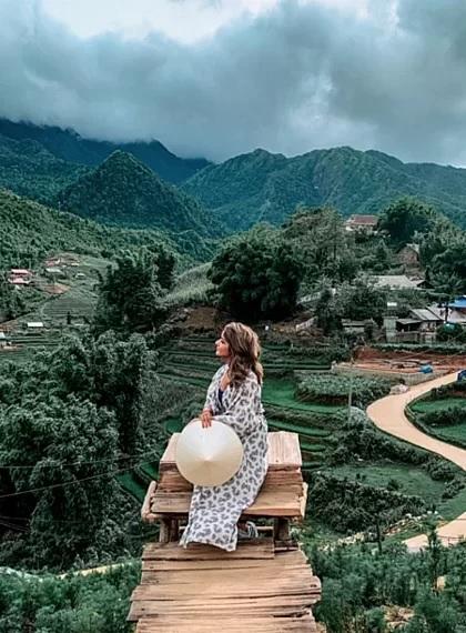 Foreign tourists compare beautiful SA PA like BALI