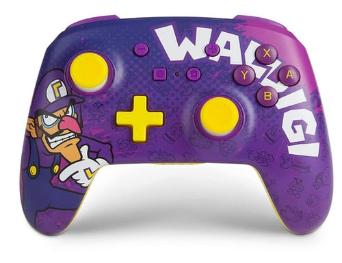 PowerA Enhanced Wireless Gamepad Controller for Nintendo Switch