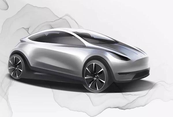 Tesla com preço abaixo de US$ 25 mil será 2 anos adiantado