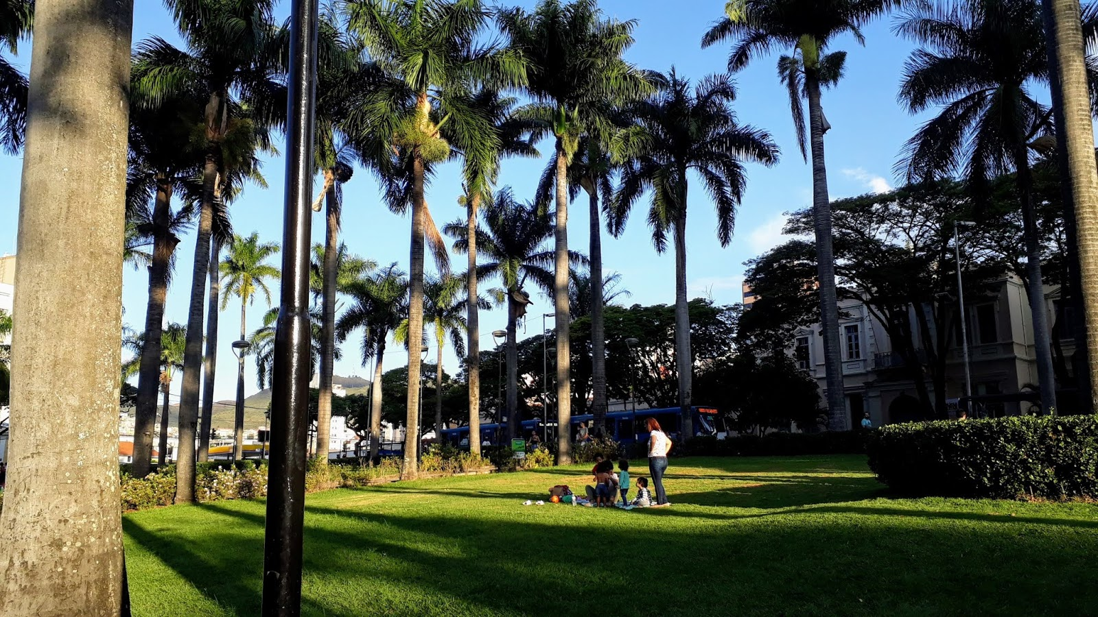 Praça Marechal Floriano Peixoto de Belo Horizonte