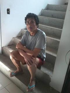 Desaparecido: Reinaldo Francisco de Souza em Pariquera-Açu