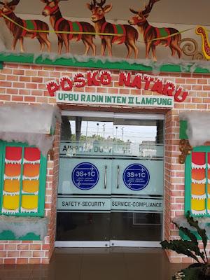 Antisipasi Lonjakan Penumpang, Bandara Raden Inten II Siapkan Posko Khusus Jelang Natal dan Tahun Baru