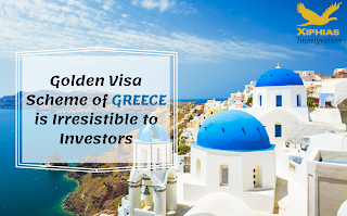 Golden Visa Scheme of Greece is Irresistible to Investors