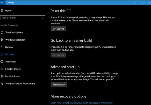 Cara Cepat Mempercepat Windows 4