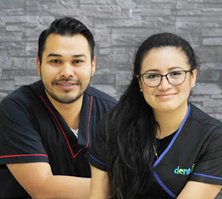 Doctor Fernando Juarez y Doctora Lilia Perez del Consultorio Dentalife en Veracruz