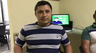 Tiago da EMATER parabeniza  os Agentes de Saúde. no dia  nacional dos Agentes de Saúde, e agradece  pelo trabalho incansável desta grande equipe em Cacimba de Dentro