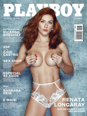 Download Playboy: Renata Longaray Julho/Agosto 2017