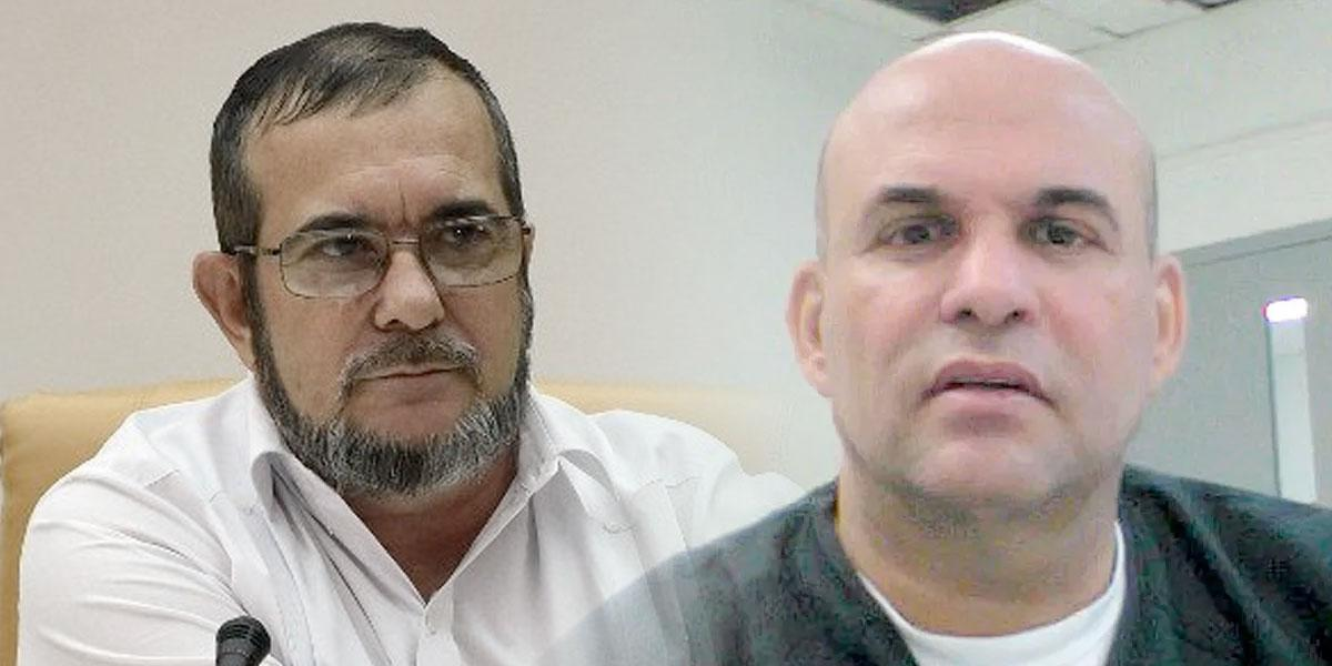 Van a buscar matarlo: Rodrigo Londoño a Mancuso en llamada telefónica