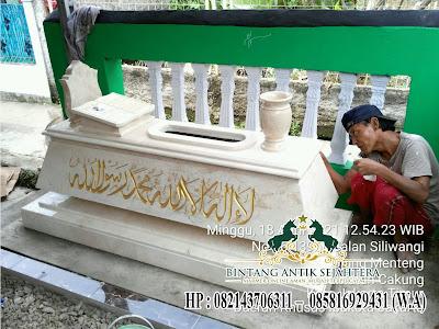 Model Makam Islam Marmer