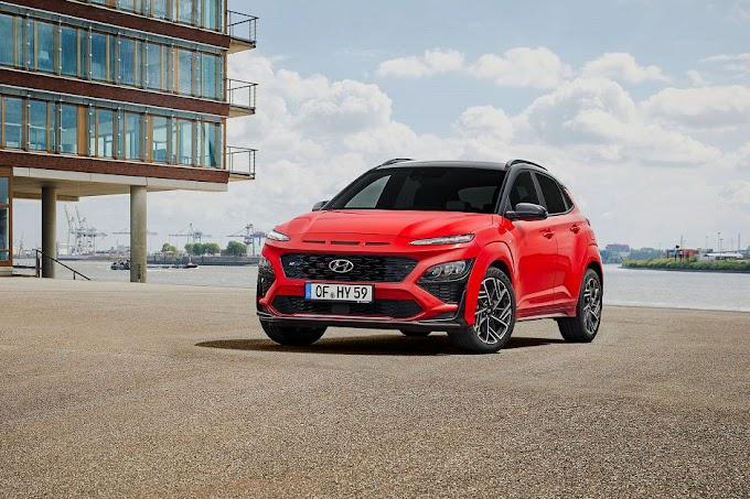 2021 Hyundai Kona officially