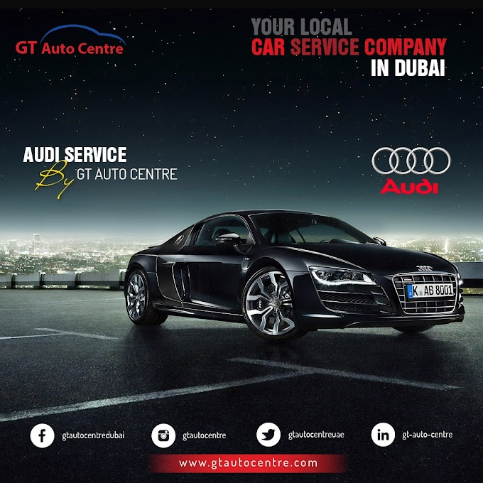 GT AUTO CENTER – THE BEST HANDS FOR YOUR CAR