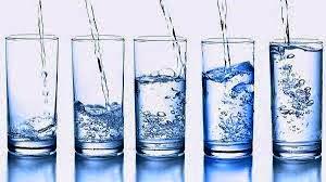 boire de l'eau pendant votre séance
