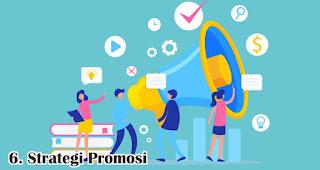 Strategi Promosi merupakan salah satu faktor yang mempengaruhi kepuasan pelanggan