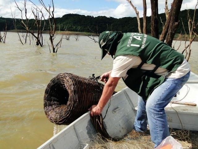 Pesca volta em março e rigor é mantido para coibir os predadores