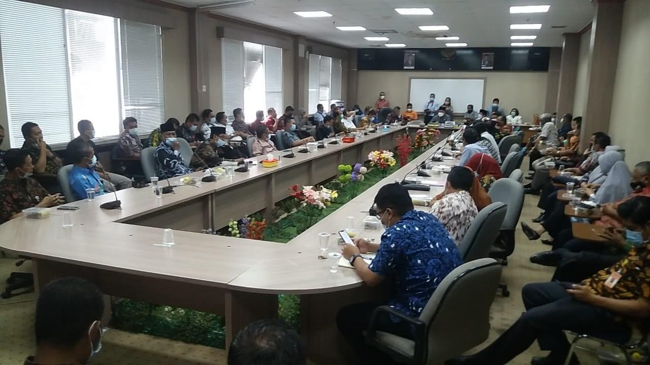 Pimpin RDPU, Budi Mardiyanto Harapkan Pengurusan Lampu Listrik dan Air di Rumah Ibadah Tidak Dipersulit