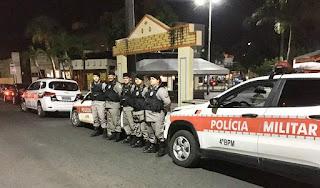 Policiais do 4° BPM realizam Operação Enem 2019