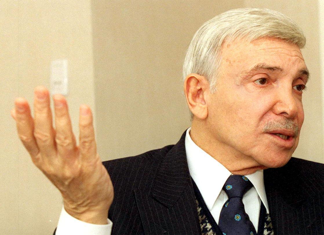 Cinco años sin Alejandro Romay, el zar de la televisión argentina
