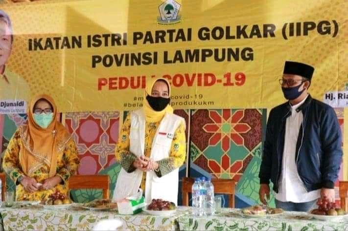Ketua Ikatan Istri Partai Golkar (IIPG