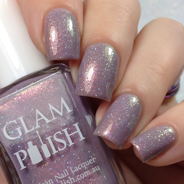 Glam Polish-No Guy Is Worth Your Life, Not Ever!