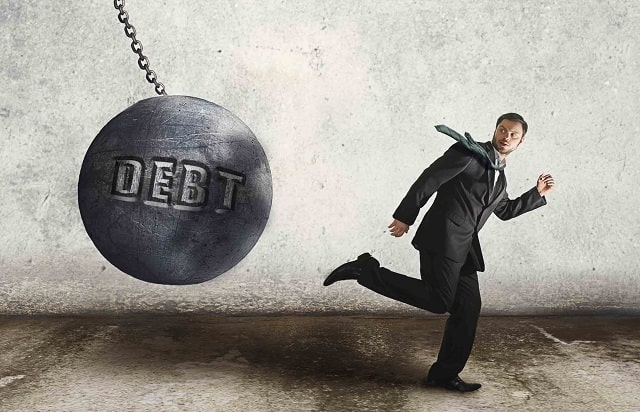 why deal with debt pay bills before starting new business